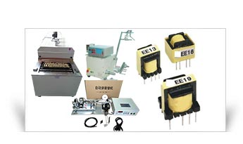 Transformer automatic winding machine production line