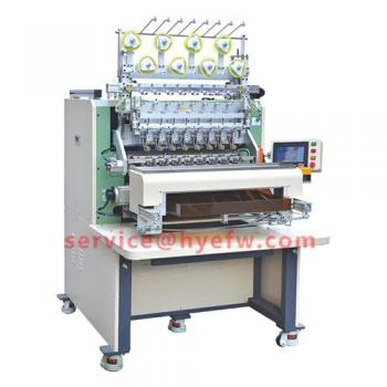 HY-R13 eight axis automatic winding machine