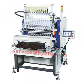 HY-R18 12-axis insulated wire winding machine